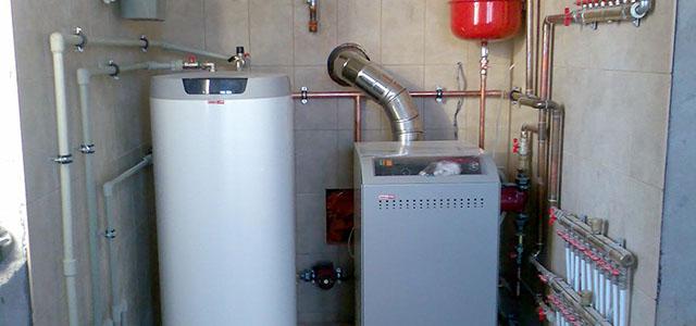 электрические и газовые котлы отопления установка обслуживание