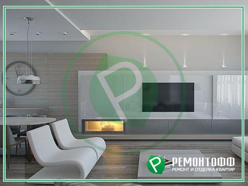 Дизайн 2-комнатной квартиры фото ремонта и отделки квартиры под ключ в Воронеже, услуги дизайнера, установка натяжных потолков фото.